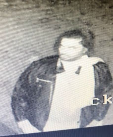 Sheriff's Office is seeking identity of man connected to burglaries.
