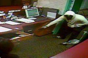 Super 8 robbery suspect