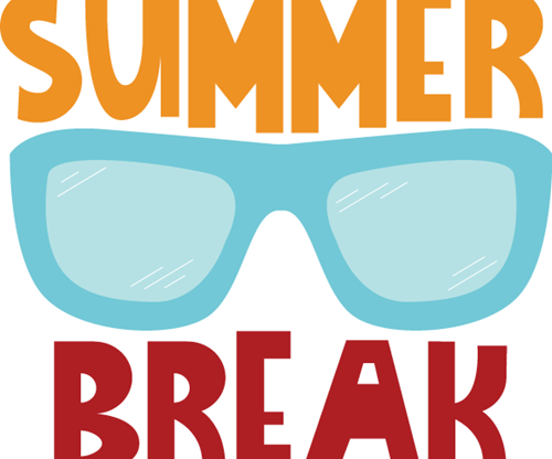 Have a Happy and Safe Summer!